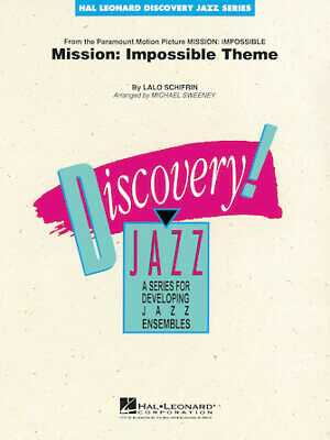 Mission: Impossible Theme (Michael Sweeney) Discovery Jazz • 28.39£