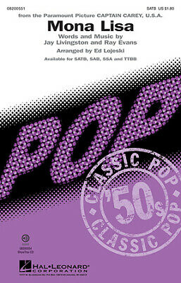 Mission: Impossible Theme (Lalo Schifrin) Pop Choral Series SATB Divisi A Cappe • 8.65£