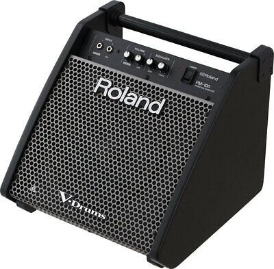 Roland PM-100 V-Drums Personal Drum Monitor Amplifier Near Mint • 629.70£
