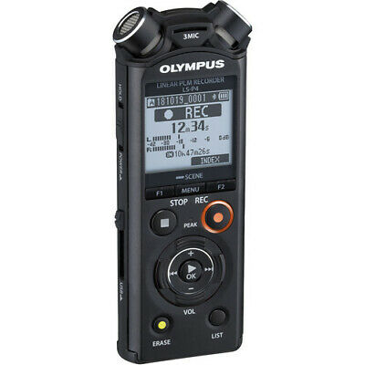 Olympus LS-P4 Compact PCM Voice Recorder With STEINBERG WAVELAB LE 9 Software • 114.99£