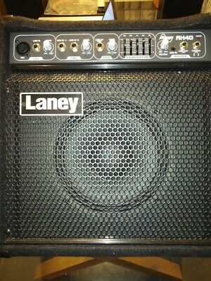 Laney AH40 Multi Channel Combo Amplifier, Graphic Equalizer. Lovely Condition, • 55£