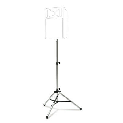 ULTIMATE SUPPORT TS-80S Silver Tripod Speaker Stand NEW • 70.69£