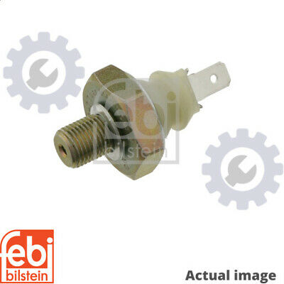 New Switch For Oil Pressure For Vw Audi Seat Polo Classic 6v2 Afn Asv Febi • 13.58£
