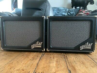 Aguilar SL112 Bass Cabinet   Super Light   Used, In Good Condition   11.4kg!! • 550£