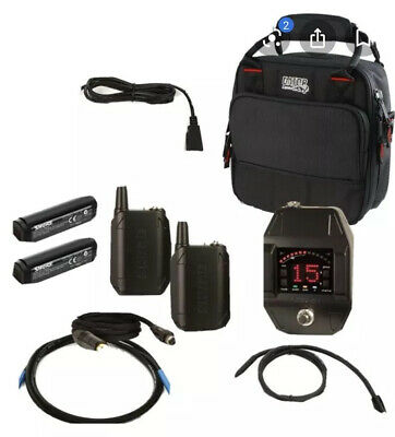 Shure GLXD16 Guitar Dual Digital Wireless Bundle • 307.79£
