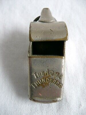Vintage  THE ACME THUNDERER  WHISTLE, Made In England. • 3.95£