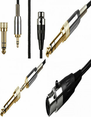 Cordable Replacement Audio Cable For AKG K712 PRO Reference Studio Headphones  • 13.94£