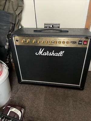 Marshall DSL 40c 40 W Dual Channel Electric Guitar Amplifier - Black • 300£