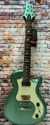PRS - Paul Reed Smith SE Starla Stoptail Electric Guitar In Frost Green Metallic • 513.37£