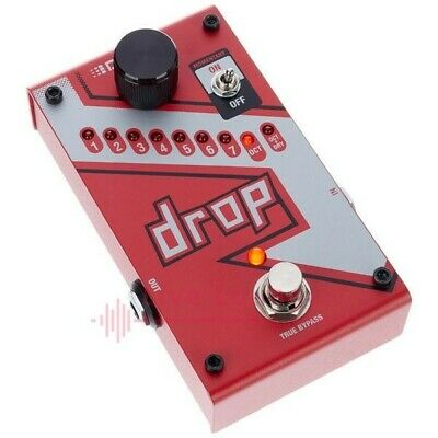 Digitech The Drop Pitch Shifter Dedicated Power Adapter Included • 202.90£