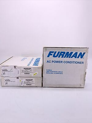 NEW Furman AC-210AE 2-Outlet Power Conditioner Surge Protector 16 Amp 250V Plug • 92.72£