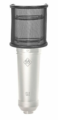 Pop Filter Curved Mesh Recording Mic Windscreen for Golden Age Project FC1 FC 1