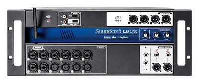 Soundcraft Ui16 16 Input Digital Mixer W/Wifi+App Control+Recording Ui 16 • 285.43£