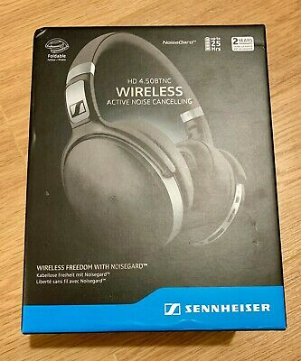 Sennheiser HD 4.50BTNC Around Ear Wireless Headphones - Open Box - Ex-Display  • 90£