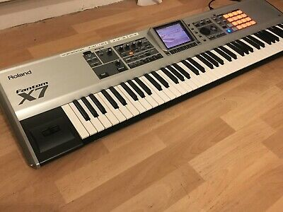 Roland Fantom X7 Workstation Synthesizer • 735.90£