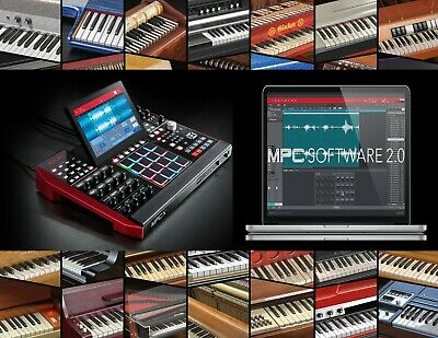 Choose 10 Custom Akai MPC Live/One/X Keygroup Expansions  (Download Only) • 176.29£