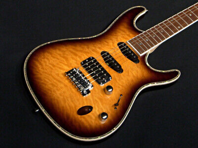 Ibanez Sa460Qm Abb Antique Brown Burst Electric Guitar Ships From Japan • 712.95£