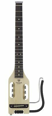Traveler Guitar Ultra-Light Acoustic Acoustic-Electric Guitar Maple • 291£