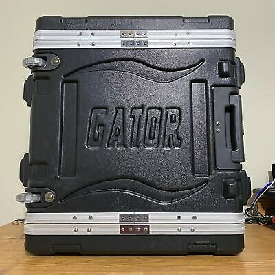 Gator Cases GRR-8L Roller Rack Case With Pull-Out Handle & Wheels • 142.36£