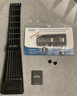 ZIVIX Jamstik+ Bluetooth Digital Guitar - Black • 68.09£
