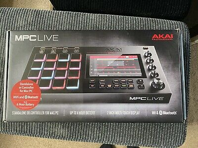 Akai MPC Live Standalone Music Production Centre With Touchscreen • 470£