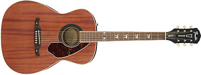 Fender Tim Armstrong RANCID Hellcat Natural Acoustic Electric Guitar #0971752022 • 287.41£