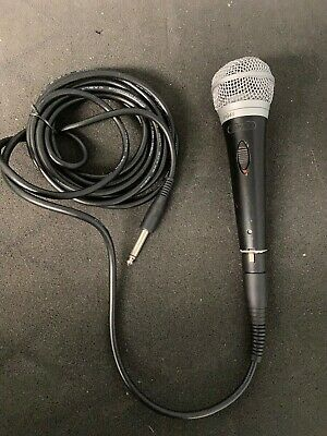 Shure PGA48-XLR Switched Vocal Microphone with XLR-1/4 Cable