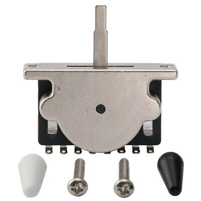 Musiclily Pro 5 Way Pickup Selector Lever Switch For Import Fender Strat Guitar • 7.42£