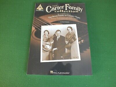 The Carter Family Collection (Hal Leonard) - Favourite Tunes & TABS