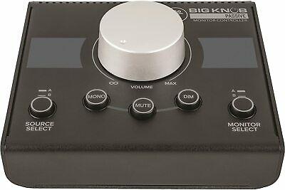 MACKIE Level Control & Sound Source / monitor speaker controller