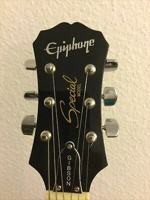 EpiPhone By Gibson Special Les Paul [SPECIAL]