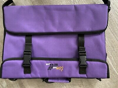 Tom And Will Music Bag With Long Accessory Pocket -  Purple -