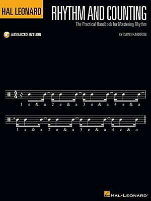 Hal Leonard Rhythm And Counting: The Practical Handbook for... by David Harrison