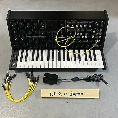 Korg MS20 Mini Analog Monophonic Synthesizer Tested and Working Shipped from JPN