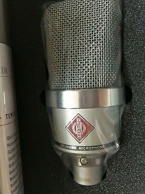 Neumann TLM 102 Condenser Microphone Brand New Never Used!!!