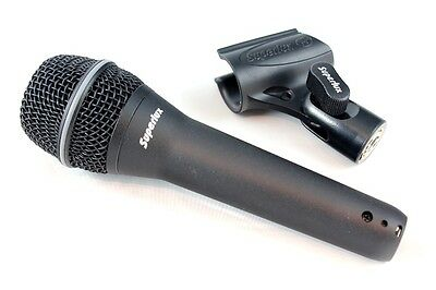 Superlux TOP-258 Supercardioid Dynamic Vocal Microphone • 39.95£