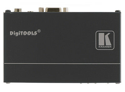 Kramer TP-580RXR HDMI/RS-232/IR Over HDBaseT Twisted Pair Extender Receiver • 248.69£