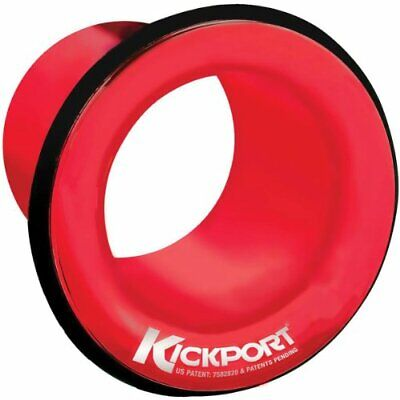 Kickport AKP2-R Add Punch To Your Bass Drum Red