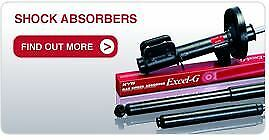 KYB Front Shock Absorber Fit  FIESTA 633822 • 35.33£