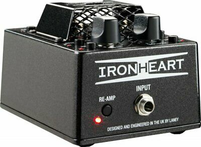 Laney IRT-PULSE Guitar Tube Pre-Amp With USB Interface • 169£
