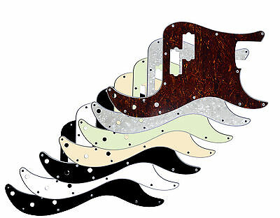 Precision Bass Scratchplate Pickguard For Fender P Bass - • 15.99£