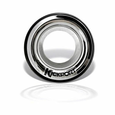 Kickport AKP2-C Chrome Add Punch To Your Bass Drum Chrome