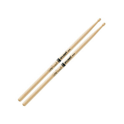 Promark TXSD9W Hickory SD9 Wood Tip Teddy Campbell Drum Stick • 12.99£