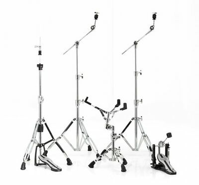 Mapex Mars HP6005 Chrome Five Piece Drummers Hardware Pack • 254.99£