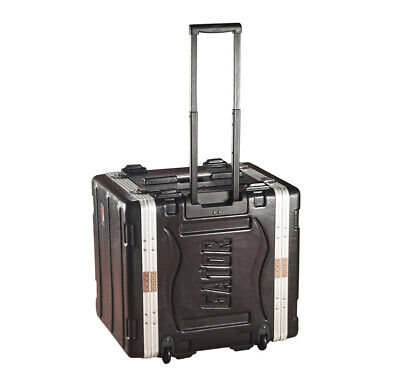 Gator Cases GRR-8L Portable Travel Rack Case With Pull-Out Handle & Wheels New • 214.60£