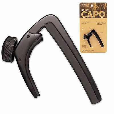 Planet Waves NS Capo Lite for Electric or Acoustic Guitar PW-CP-07