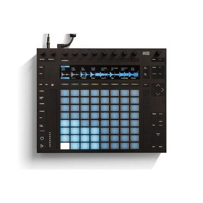 Ableton Push 2 Studio Production Controller With Live 10 Suite Download • 955£