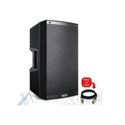 Alto TS315 Active 15  1000W RMS DJ Disco PA Speaker With Free XLR Cable • 281£