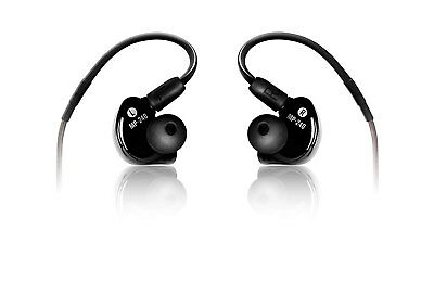 Mackie In-Ear Headphones And Monitors, Dual Hybrid Driver (MP-240) • 147.56£