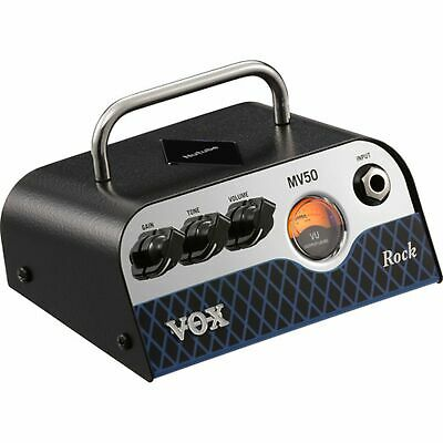 Vox MV50 Rock Hybrid Guitar Amplifier Head • 177.94£